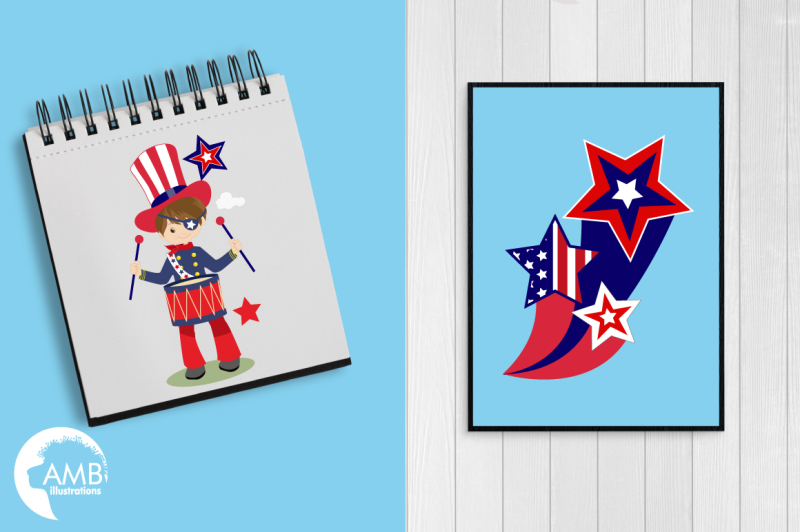 independence-day-kids-clipart-graphics-illustrations-amb-923