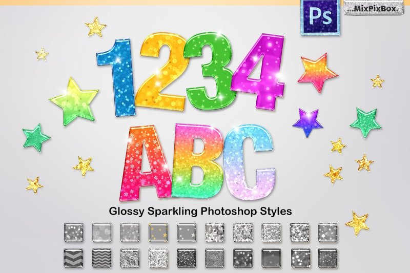 sparkling-glossy-layer-styles-for-ps