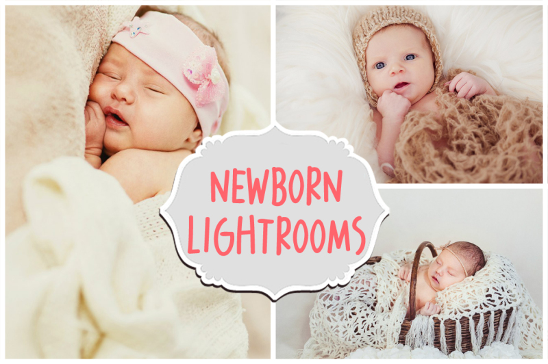 30 Newborn Lightroom Presets Bundle