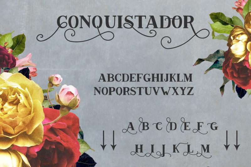 conquistador-serif-font
