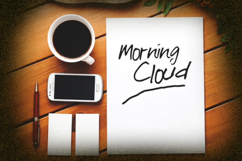 morning-cloud-font
