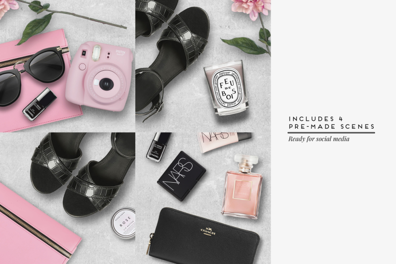 fashion-blogger-scene-creator-plus-free-images