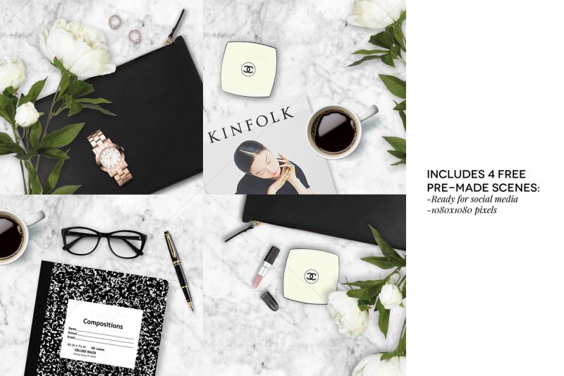 stylish-scene-creator-bundle