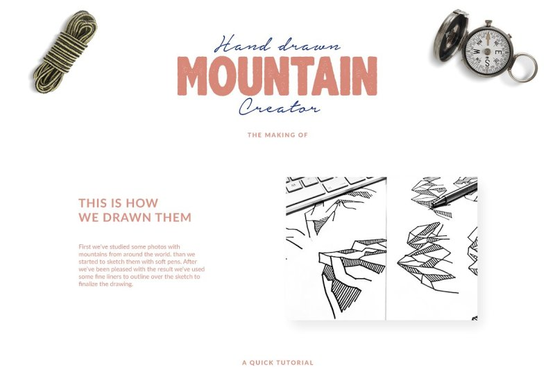 hand-drawn-mountain-creator-kit