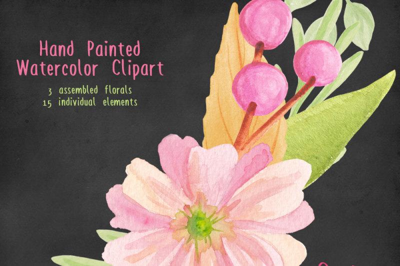 spring-joy-watercolor-flowers