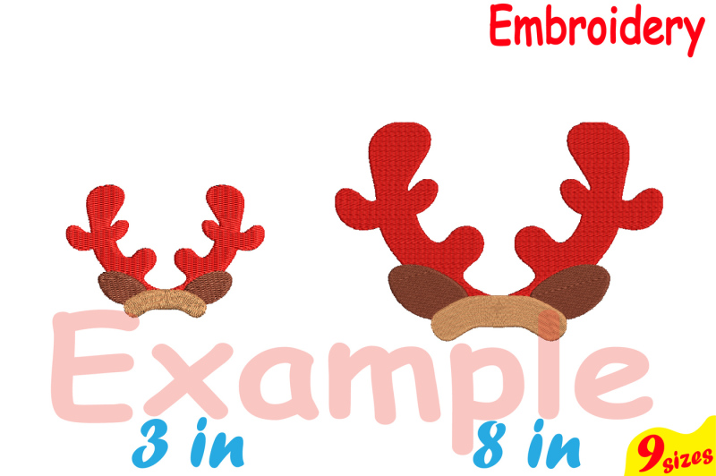 christmas-designs-for-embroidery-machine-instant-download-commercial-use-digital-file-4x4-5x7-hoop-icon-symbol-sign-strings-santa-claus-reindeer-horns-hat-91b