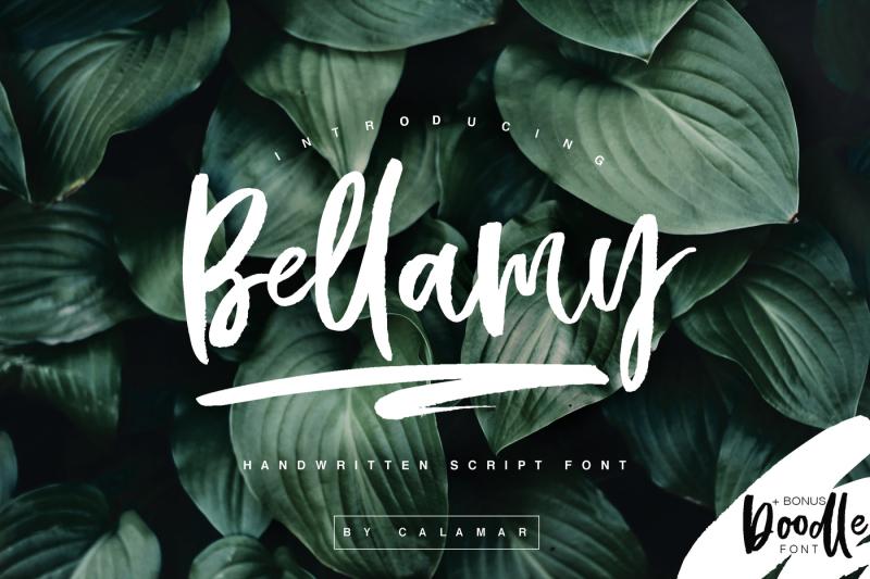 bellamy-script
