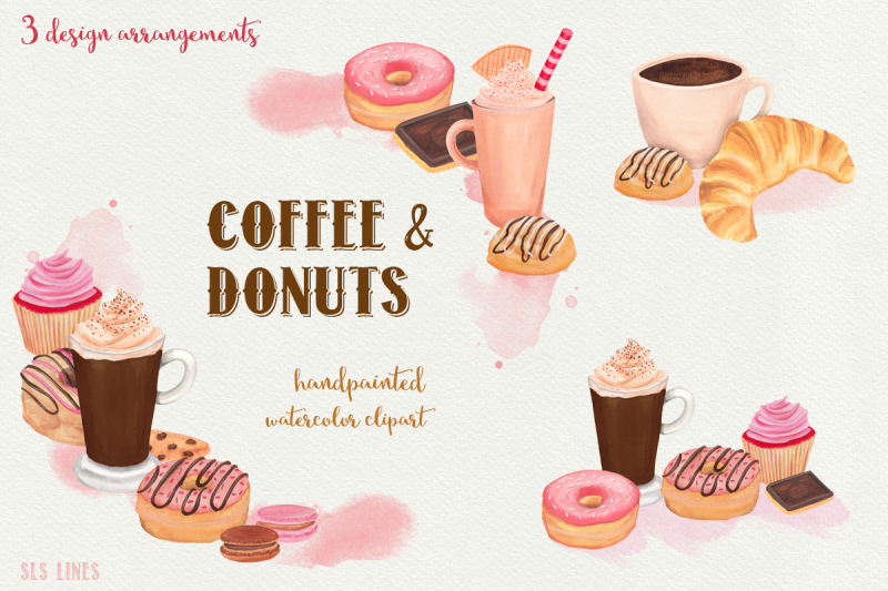 coffee-and-donuts-bakery-clipart