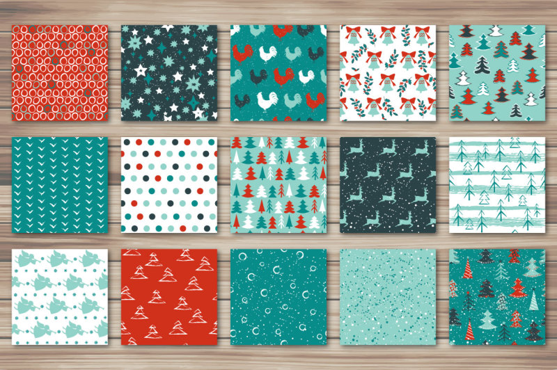 30-merry-christmas-patterns