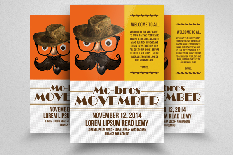 movember-flyer-template