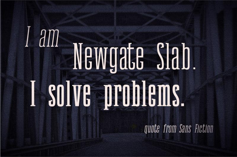 newgate-slab