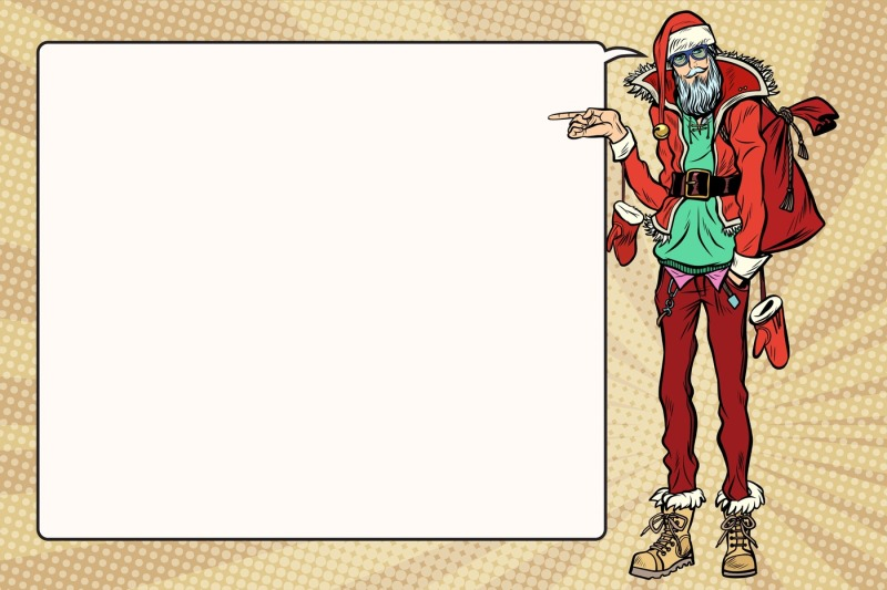 hipster-santa-claus-specifies-sideways-the-comic-book-bubble
