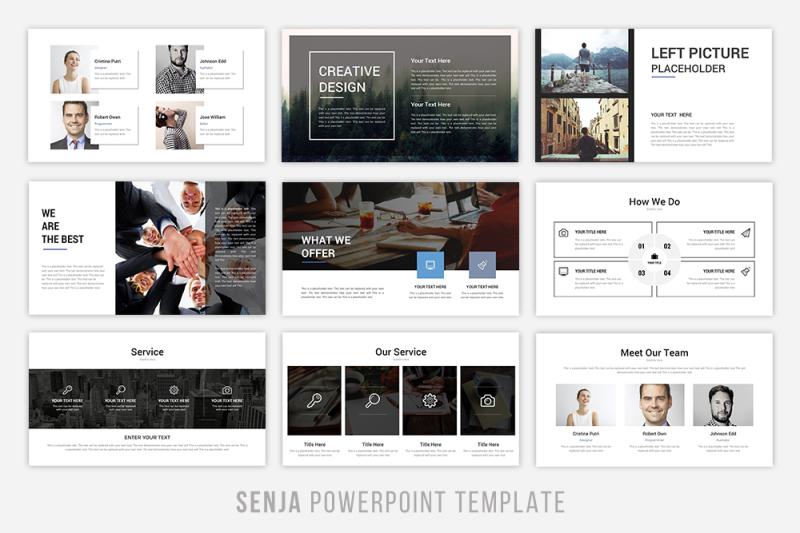 senja-powerpoint-template