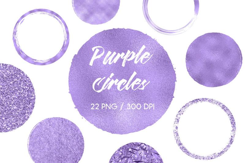 purple-circles-clip-art