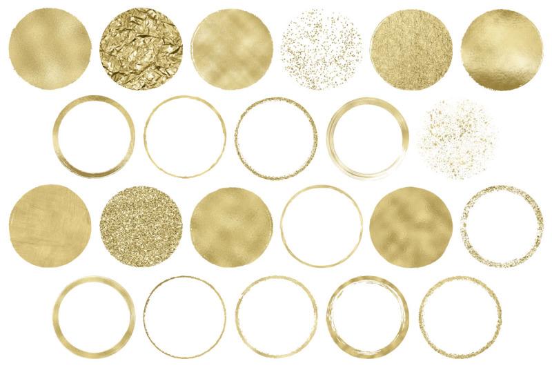 gold-circles-clip-art