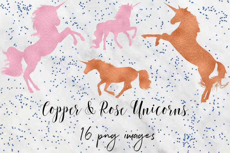 copper-and-rose-unicorn-clipart
