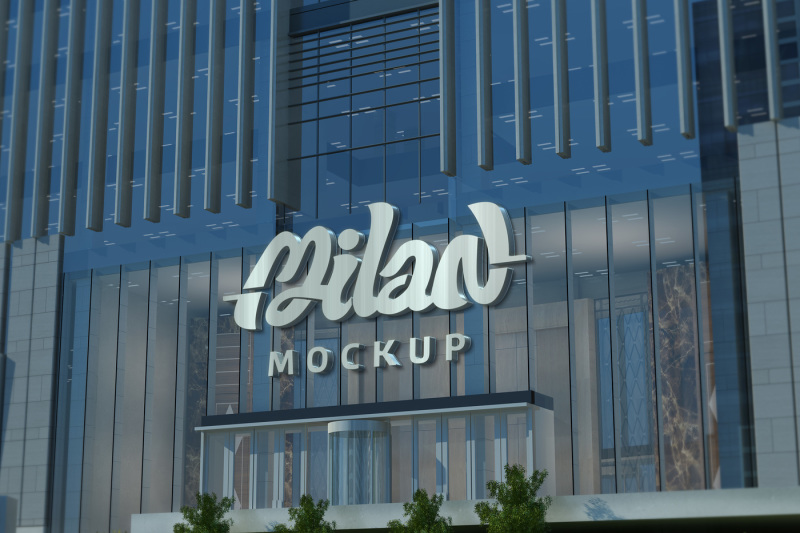 facade-logo-3d-mockup-building-corporate