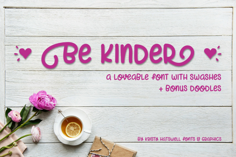 be-kinder-limited-time-price