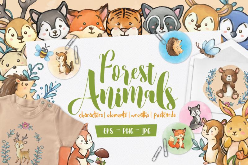 forest-animals