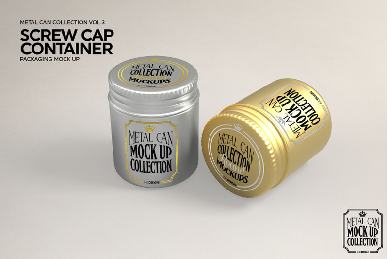 Download Plastic Jerrycan Screw Cap Mockup Front View Yellowimages