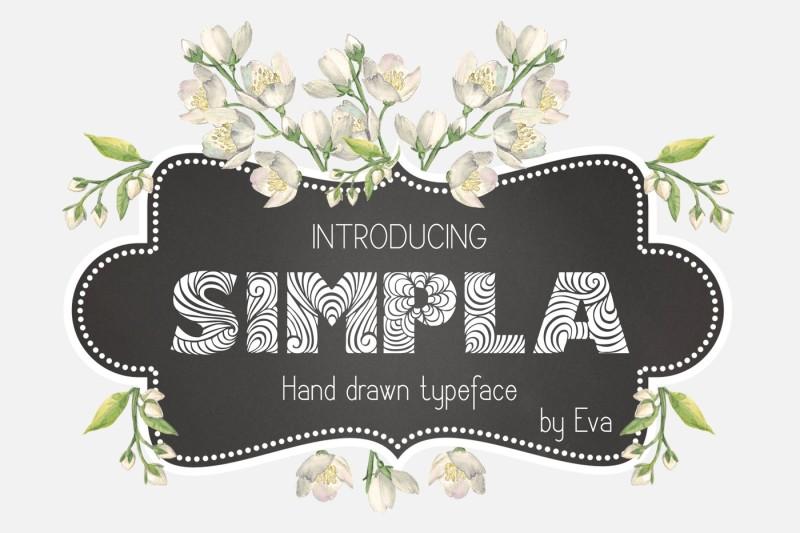 simpla-font