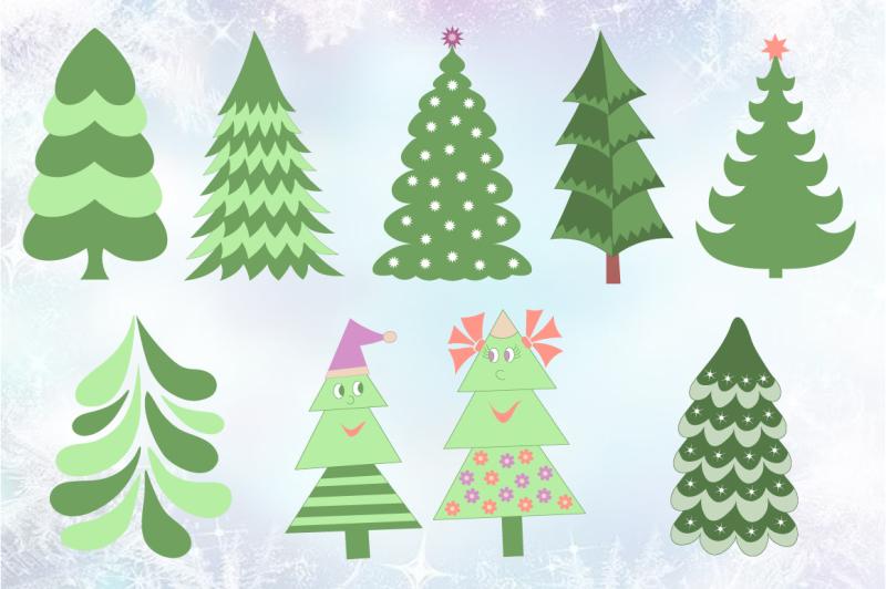 cristmas-vector-set