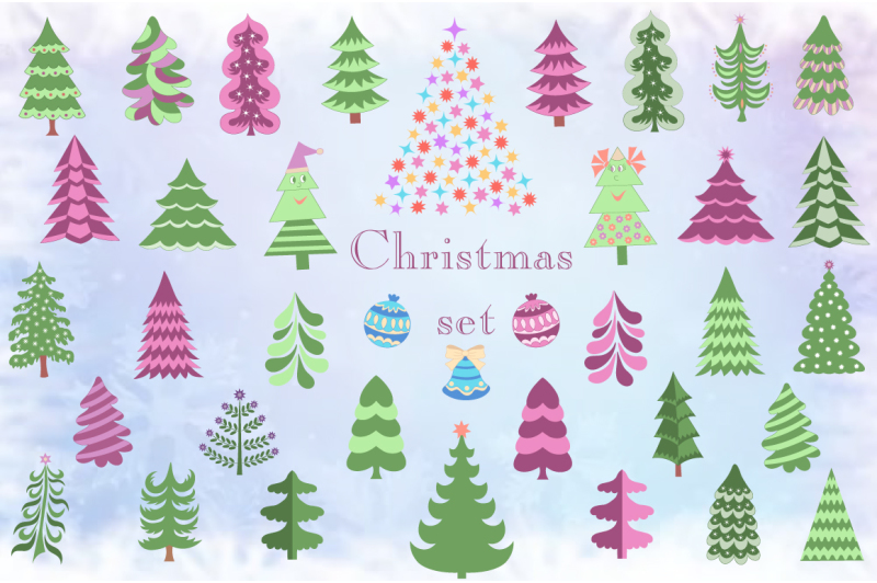 christmas-vector-set