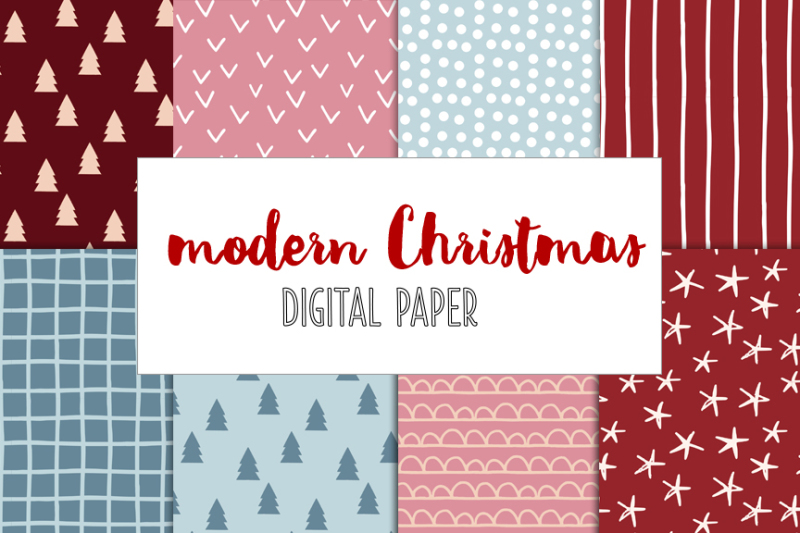 christmas-digital-paper