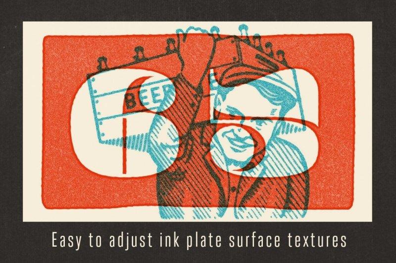 vintagepress-smart-psd