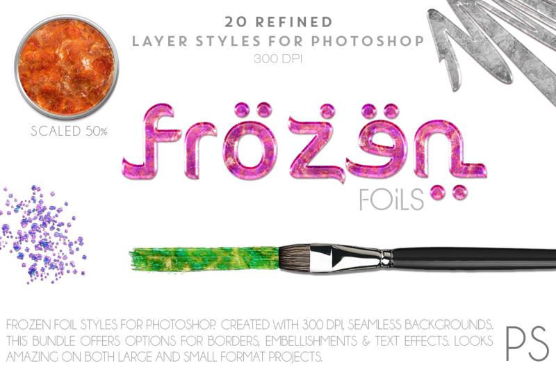 frozen-foils
