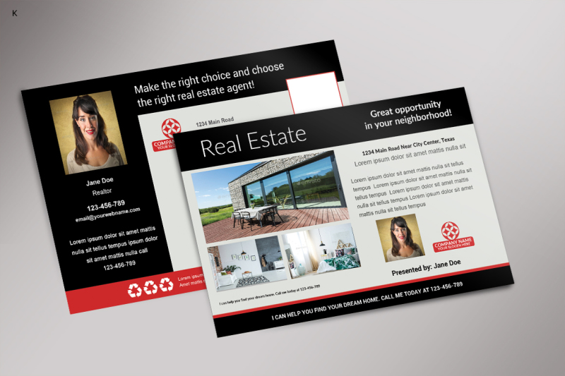 real-estate-postcard