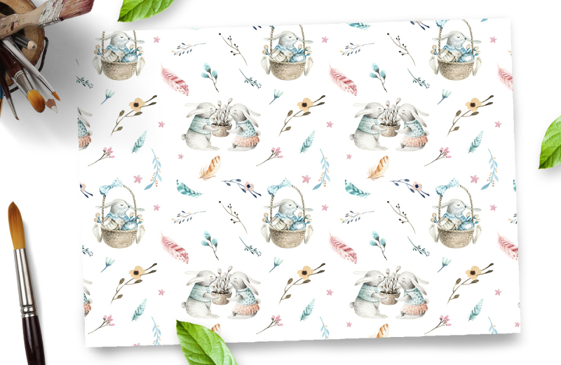 bunny-world-patterns