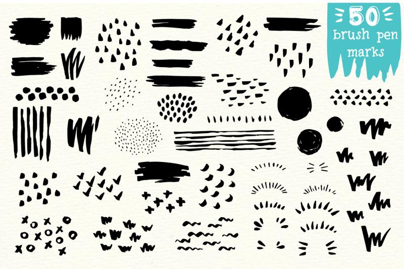 texturissimo-handdrawn-textures-set