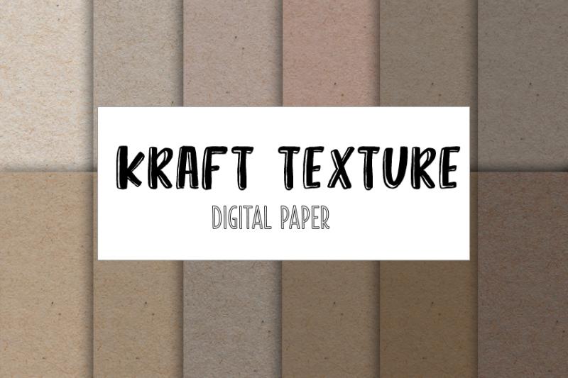 kraft-textures-digital-paper