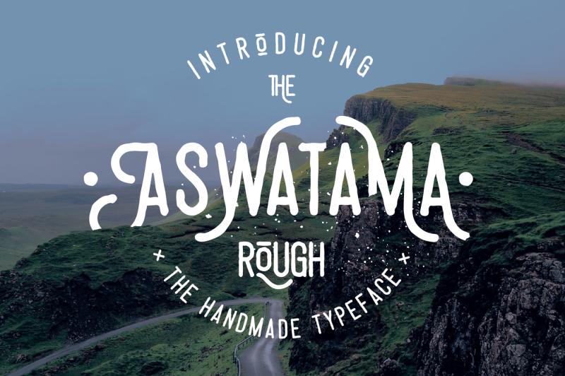 aswatama-rough