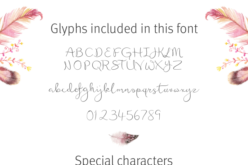 featherly-font-family