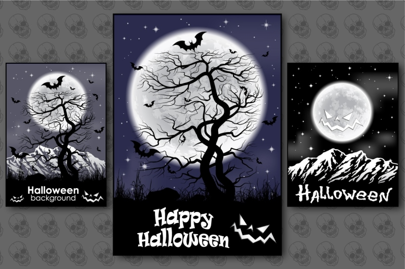 halloween-vector-bundle
