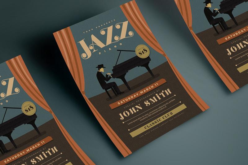 jazz-piano-concert-flyer