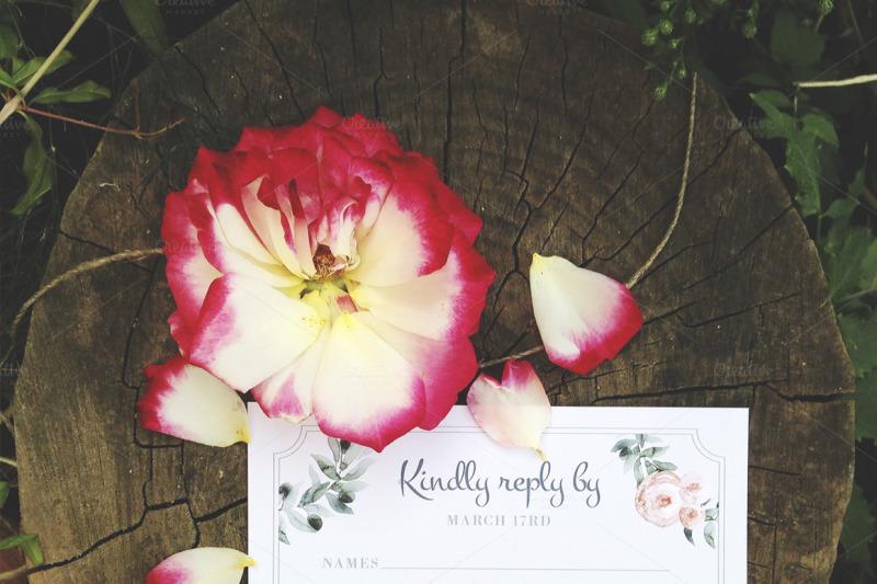 wedding-invitation-eco-style