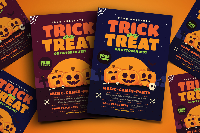 halloween-trick-or-treat-flyer