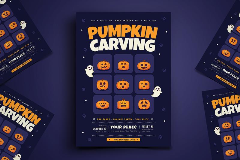 halloween-pumpkin-carving-flyer