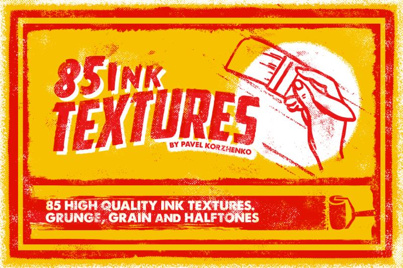85-ink-textures