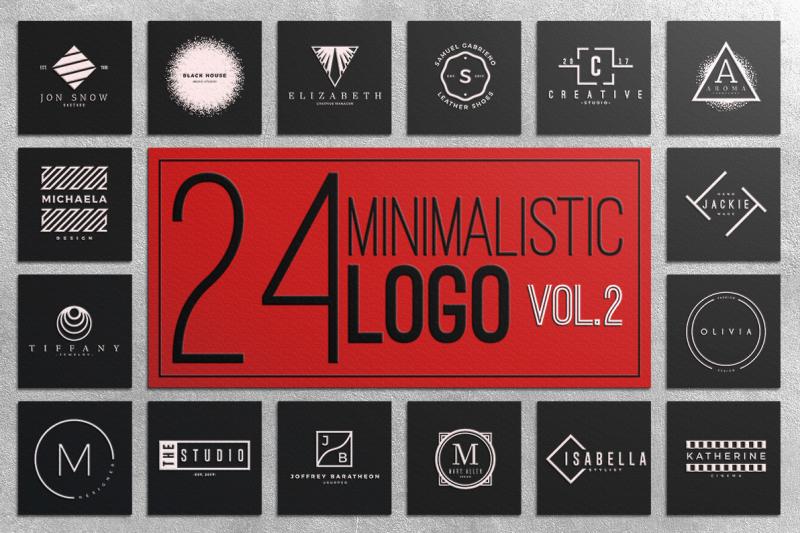 minimalistic-logo-vol-2
