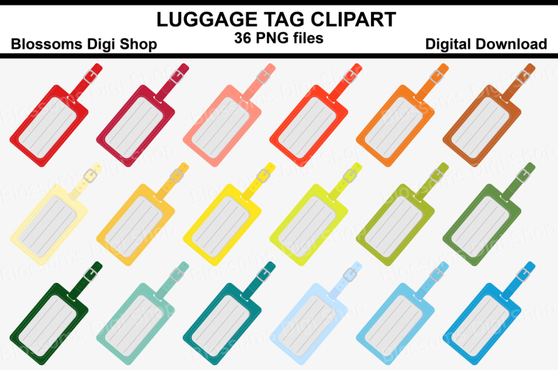luggage-tag-clipart-36-multi-colours-png-files
