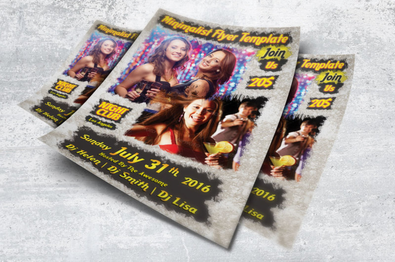 retro-grunge-party-flyer