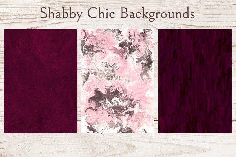 shabby-chic-backrounds