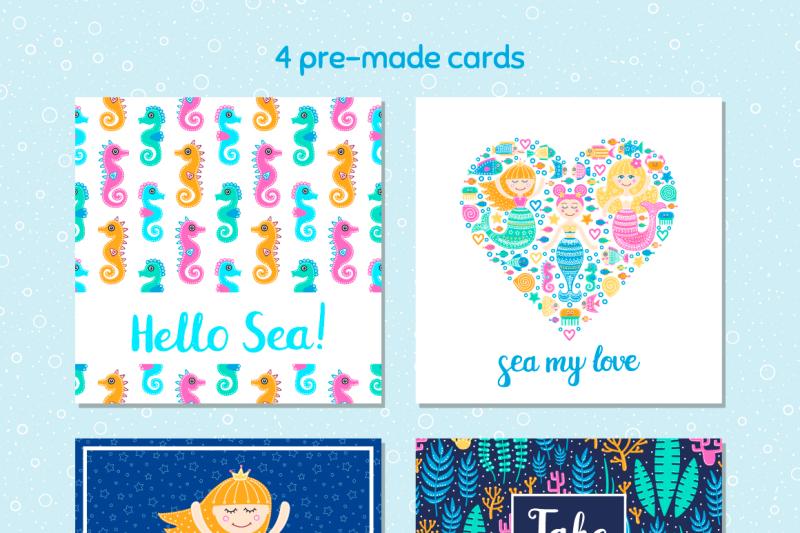sea-my-love-clip-art-set