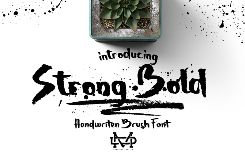 strong-bold