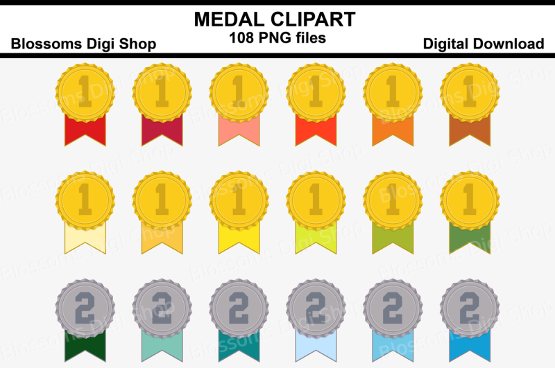 medal-clipart-108-multi-colours-png-files