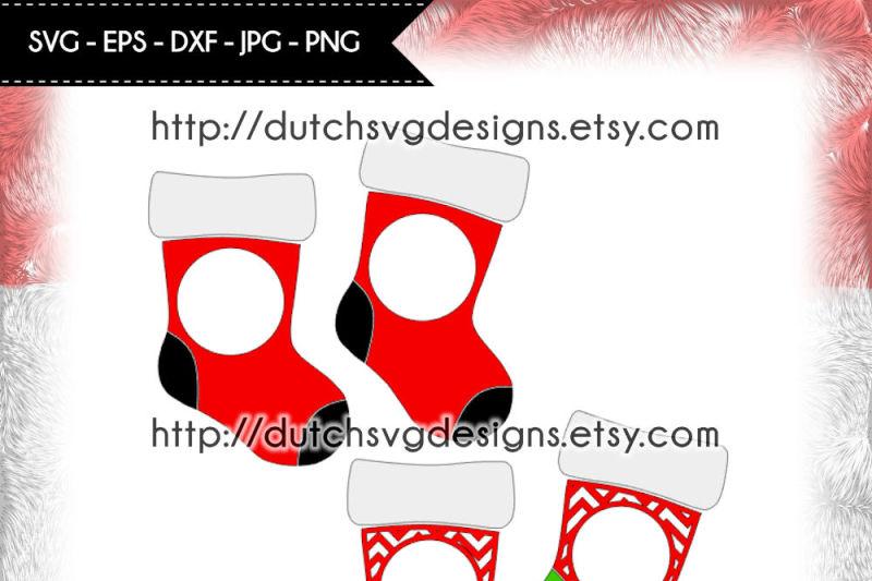 2-christmas-monogram-stockings-in-jpg-png-svg-eps-dxf-cricut-and-silhouette-stockings-svg-socks-svg-christmas-svg-monogram-svg